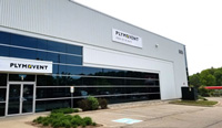 Plymovent office in Ontario, Canada
